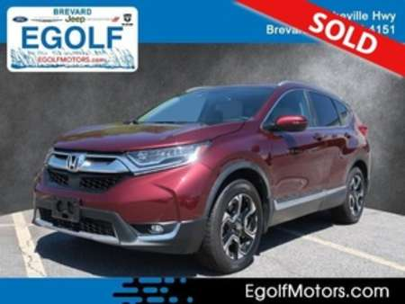 2017 Honda CR-V Touring AWD for Sale  - 10959  - Egolf Motors