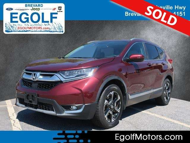 2017 Honda CR-V Tour