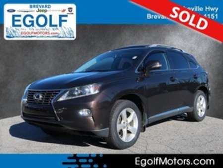 2013 Lexus RX 350 350 AWD for Sale  - 82371B  - Egolf Motors