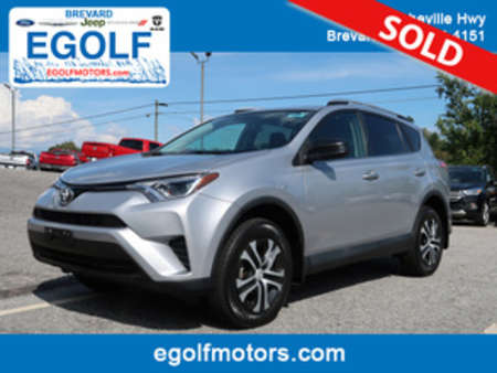2016 Toyota Rav4 LE AWD for Sale  - 10857  - Egolf Motors
