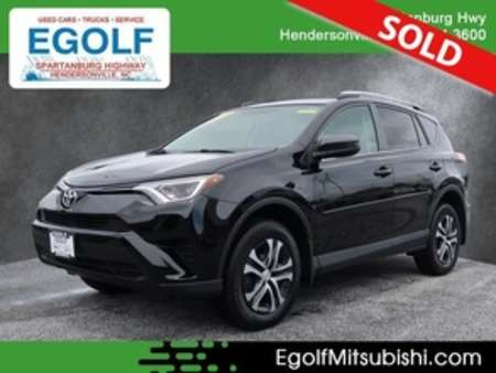 2016 Toyota Rav4 LE AWD for Sale  - 7706  - Egolf Motors