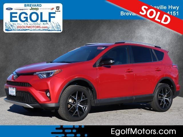 2016 Toyota Rav4  - Egolf Motors