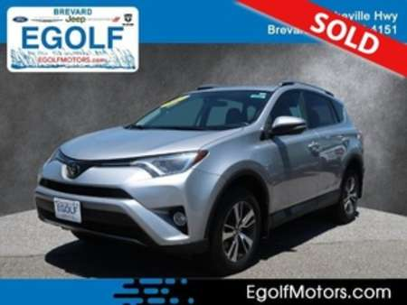 2017 Toyota Rav4 XLE AWD for Sale  - 10957  - Egolf Motors