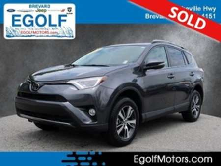2018 Toyota Rav4 XLE AWD for Sale  - 21912B  - Egolf Motors