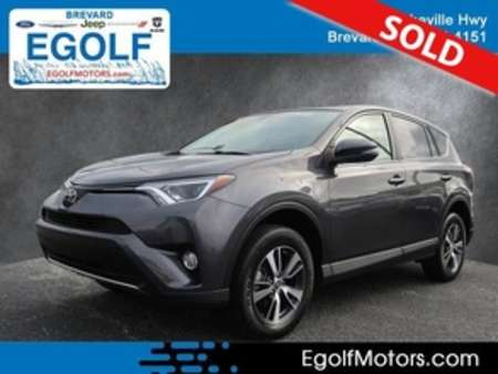 2018 Toyota Rav4 XLE AWD for Sale  - 7738  - Egolf Motors
