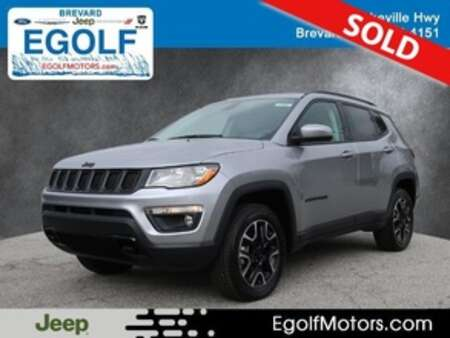 2020 Jeep Compass North Edition for Sale  - 21885  - Egolf Motors