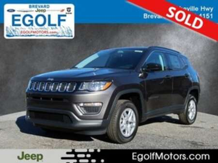 2020 Jeep Compass SPORT 4X4 for Sale  - 21812  - Egolf Motors