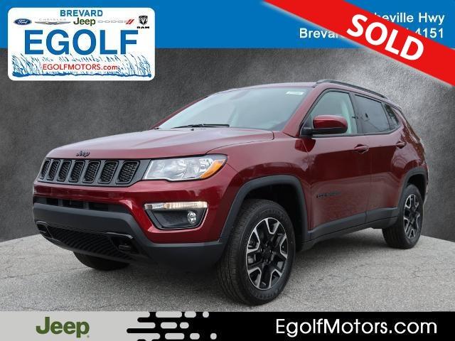 2020 Jeep Compass  - Egolf Motors