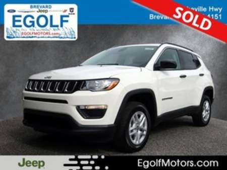 2020 Jeep Compass Sport for Sale  - 21808  - Egolf Motors