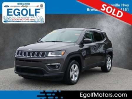 2019 Jeep Compass Latitude for Sale  - 82502  - Egolf Motors