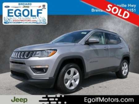 2018 Jeep Compass Latitude for Sale  - 21646  - Egolf Motors