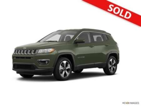 2018 Jeep Compass LATITUDE 4X4 for Sale  - 21622  - Egolf Motors