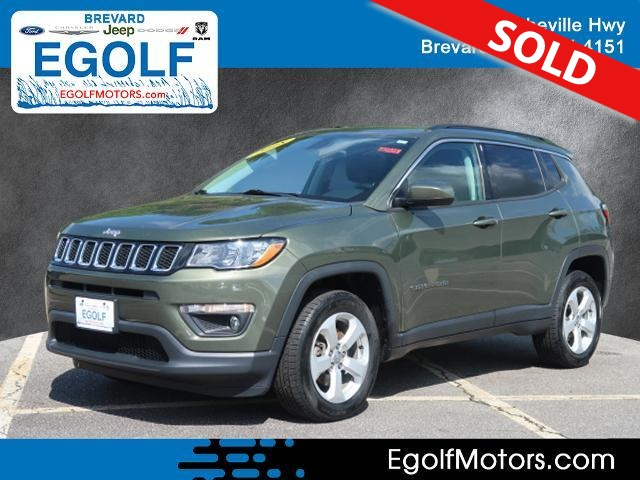 2018 Jeep Compass  - Egolf Motors