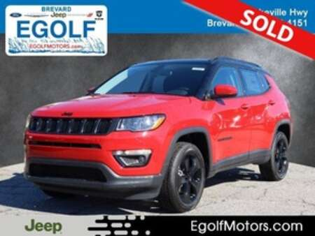 2021 Jeep Compass ALTITUDE 4X4 for Sale  - 22042  - Egolf Motors