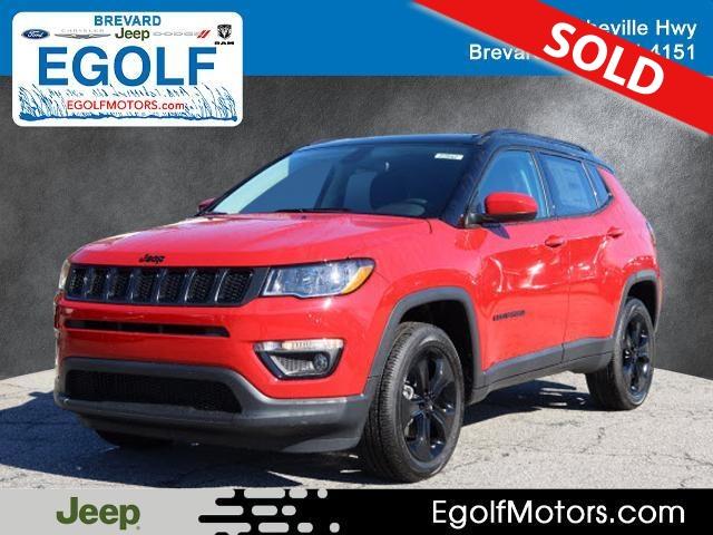 2021 Jeep Compass  - Egolf Motors