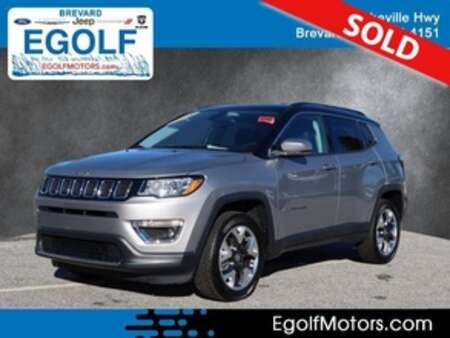 2018 Jeep Compass Limited for Sale  - 82448  - Egolf Motors