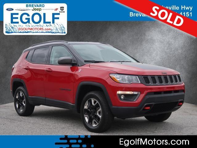 2018 Jeep Compass  - Egolf Motors