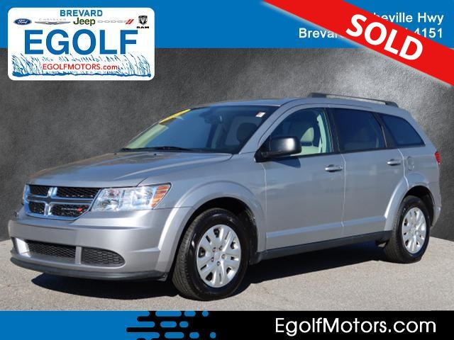 2019 Dodge Journey  - Egolf Motors