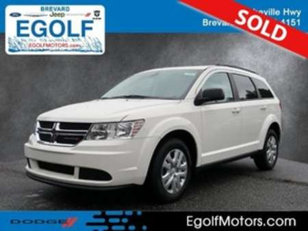 2020 Dodge Journey SE VALUE FWD for Sale  - 21894  - Egolf Motors