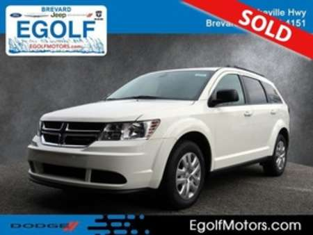 2019 Dodge Journey SE VALUE PKG FWD for Sale  - 21816  - Egolf Motors