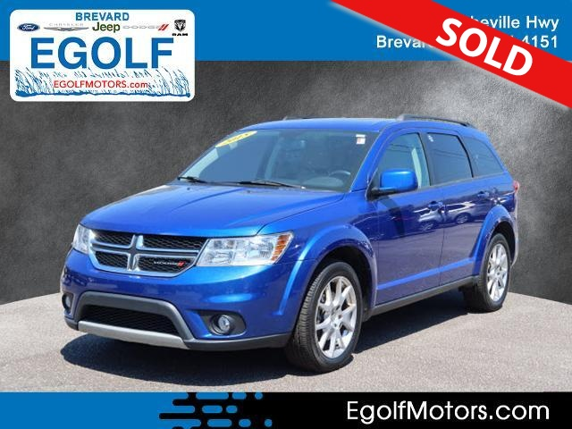 2015 Dodge Journey  - Egolf Motors