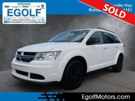 2018 Dodge Journey SE AWD for Sale  - 10868A  - Egolf Motors