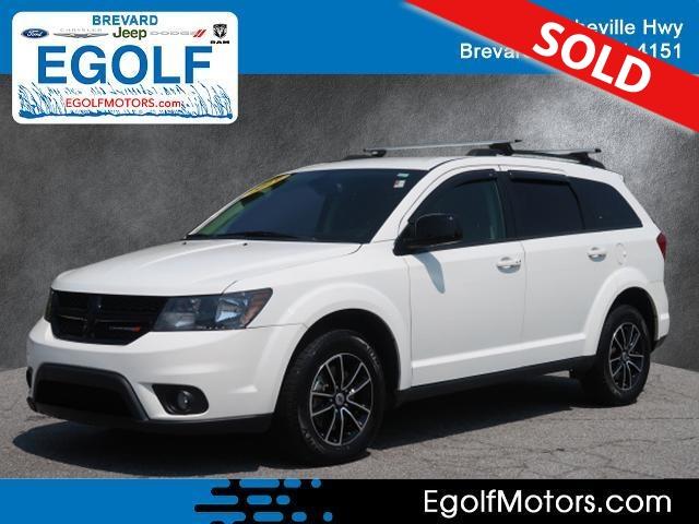 2019 Dodge Journey  - Egolf Motors