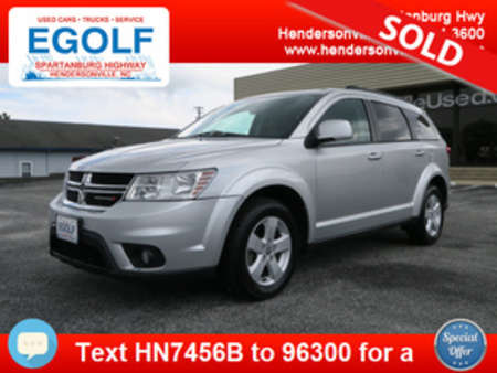 2012 Dodge Journey SXT for Sale  - 7456B  - Egolf Motors