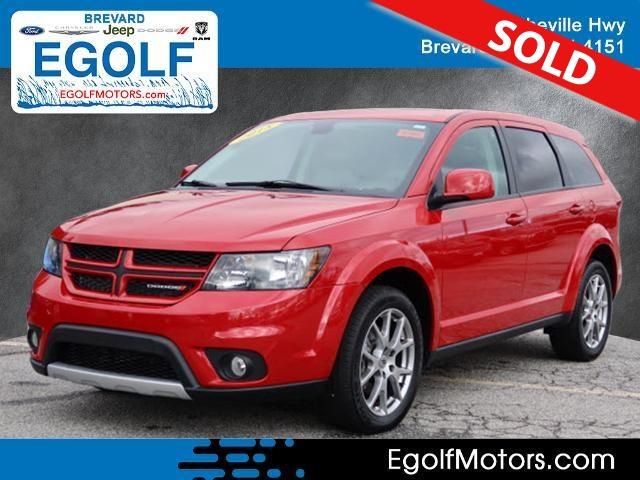 2018 Dodge Journey  - Egolf Motors