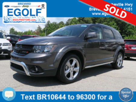 2017 Dodge Journey Crossroad for Sale  - 10644  - Egolf Motors