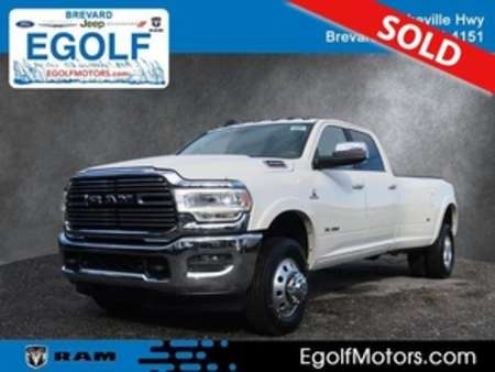2019 Ram 3500 Laramie Crew Cab for Sale  - 21858  - Egolf Motors