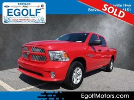 2017 Ram 1500 Express Crew Cab for Sale  - 21689A  - Egolf Motors