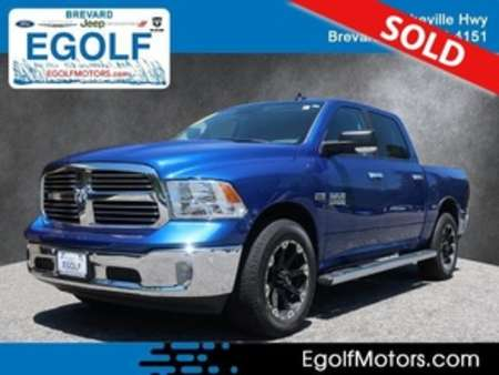 2017 Ram 1500 Big Horn 4x4 Crew Cab for Sale  - 21802B  - Egolf Motors