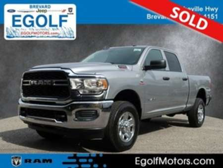 2019 Ram 2500 Tradesman Crew Cab for Sale  - 21809  - Egolf Motors