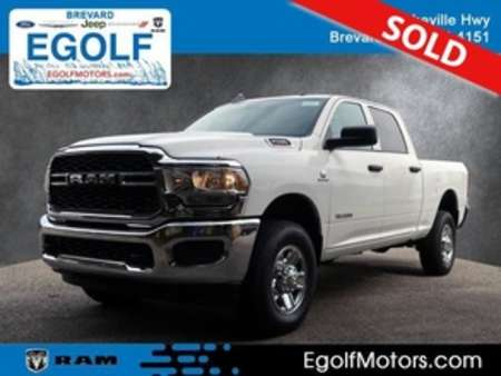 2019 Ram 2500 Tradesman Crew Cab for Sale  - 21810  - Egolf Motors