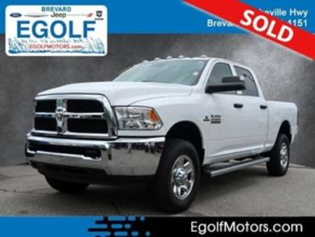 2018 Ram 2500 Tradesman Crew Cab for Sale  - 21857A  - Egolf Motors