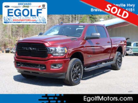 2021 Ram 2500 BIG HORN 4X4 CREW CAB 64 for Sale  - 22059  - Egolf Motors