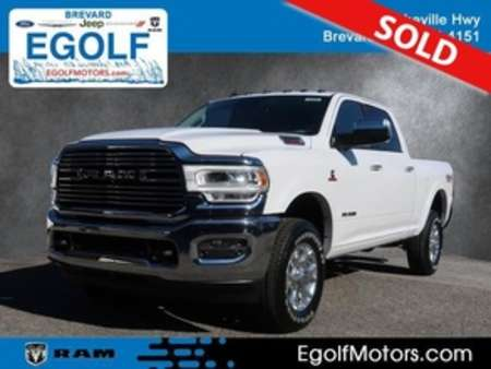 2019 Ram 2500 Laramie Crew Cab for Sale  - 21859  - Egolf Motors