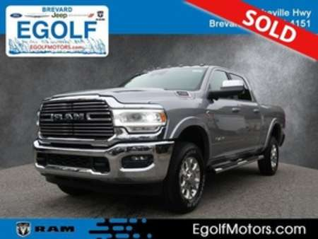2019 Ram 2500 Laramie Crew Cab for Sale  - 21857  - Egolf Motors