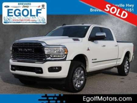 2019 Ram 2500 Limited Crew Cab for Sale  - 5262A  - Egolf Motors