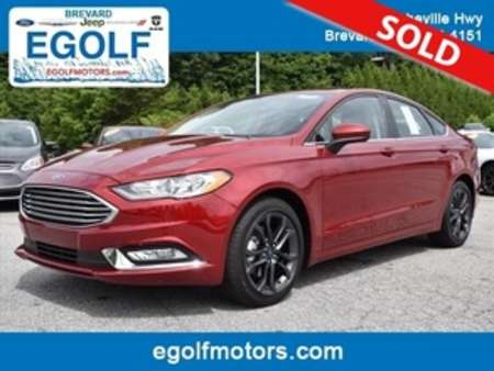 2018 Ford Fusion S for Sale  - 4986  - Egolf Motors