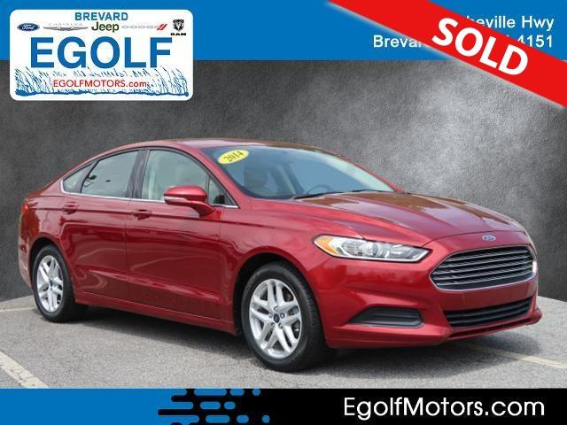 2014 Ford Fusion  - Egolf Motors