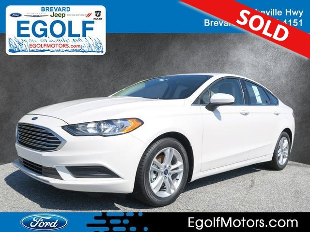 2018 Ford Fusion  - Egolf Motors