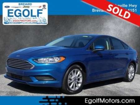 2017 Ford Fusion SE for Sale  - 7681  - Egolf Motors
