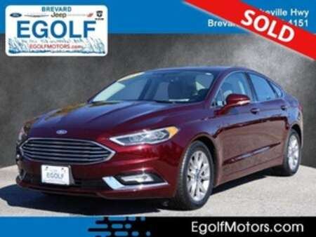2017 Ford Fusion SE for Sale  - 11032  - Egolf Motors
