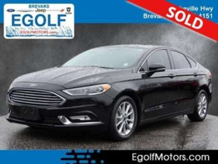 2017 Ford Fusion SE for Sale  - 11018A  - Egolf Motors
