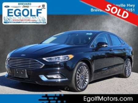 2017 Ford Fusion Titanium for Sale  - 11029  - Egolf Motors