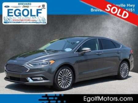2017 Ford Fusion SE AWD for Sale  - 11058  - Egolf Motors