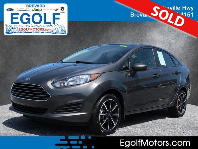 2017 Ford Fiesta  - Egolf Motors