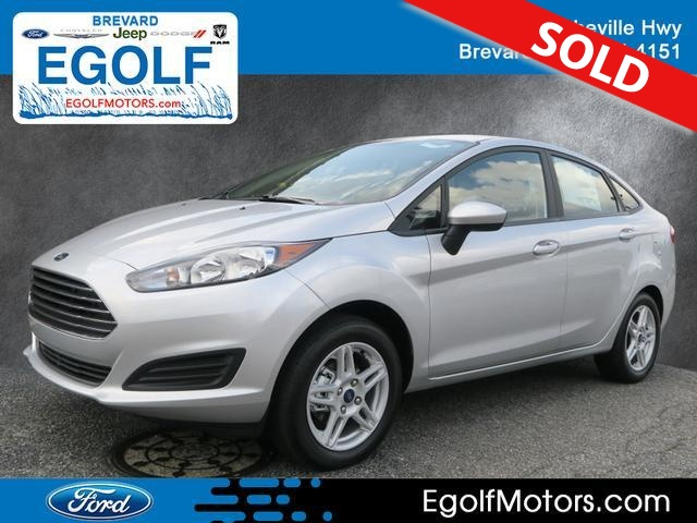 2018 Ford Fiesta  - Egolf Motors